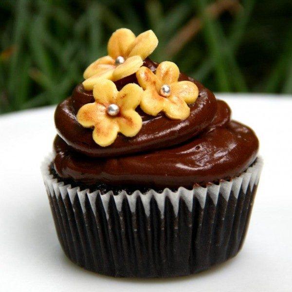 Chocolate Cupcakes (Set of 12)