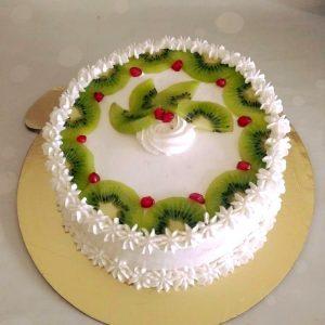 Dairy Free Fresh Fruit Cake