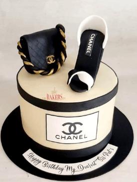 Purse Chanel Cake