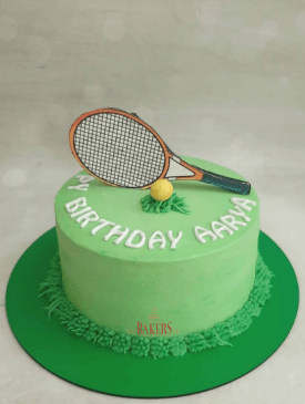Lawn Tennis Cake
