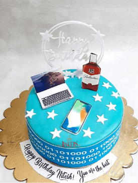 Software Programmer Cake